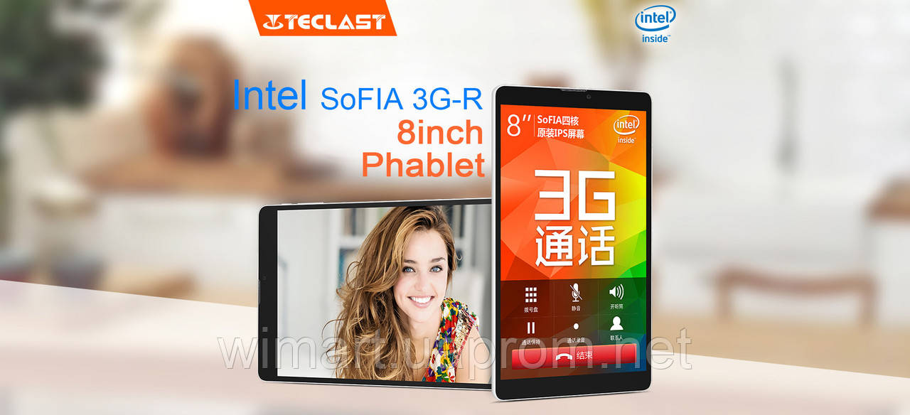 Планшет Teclast P80 3G 1GB / 8GB Android 5.1