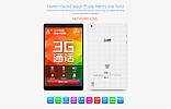 Планшет Teclast P80 3G 1GB / 8GB Android 5.1, фото 2