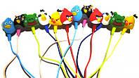 Продам наушники Angry Birds.