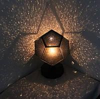 Конструктор-проектор звездного неба «Домашний планетарий»