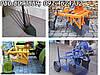Картофелекопалки к тракторам и мотоблокам