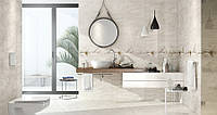 Керамічна плитка для ванних кімнат STONE FLOWERS від Opoczno, фото 1