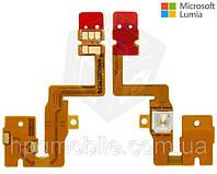 Шлейф для Microsoft (Nokia) 640 Lumia, вспышки (оригинальный)