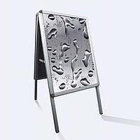 Двухсторонний штендер В1 CLICK PREMIUM (A-board)