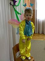 Костюм  бабочка мальчик, мотылек, метелик  прокат