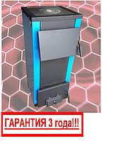 25 кВт Котёл (с Плитой) Твердотопливный  ОG-25P