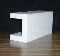Упаковка из пенопласта: Профиль П-образный.
