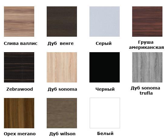 Панель фасадная для шкафа SZF/153 Colin BRW серый
