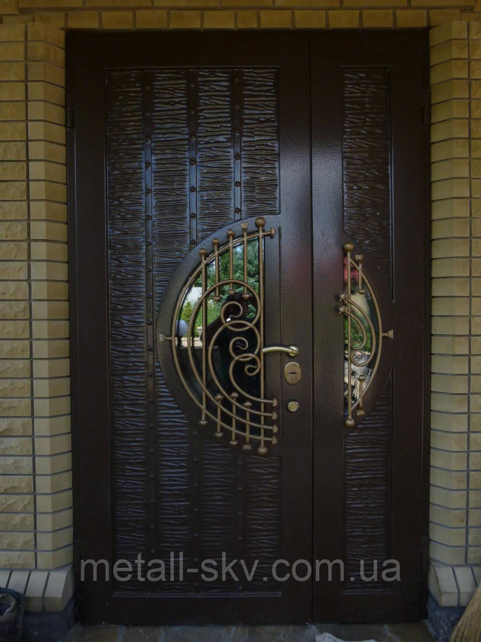двери металлические высокое качество большой выбор