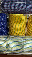 Полипропиленовая веревка 8 мм 100 м, фото 1