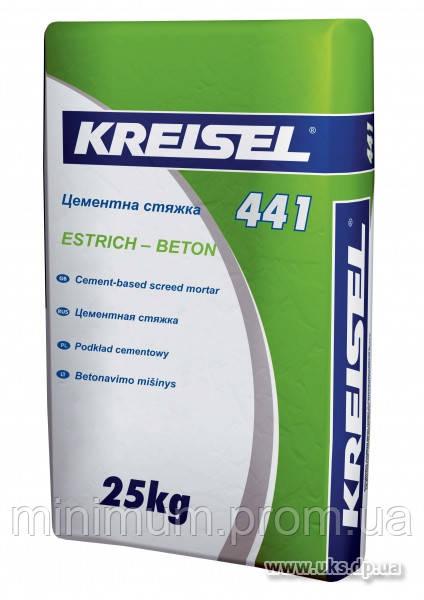 Kreisel 441 цементная стяжка М-15