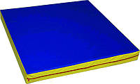 Мат гимнастический М-0 (1х0,7х0,04 м.)