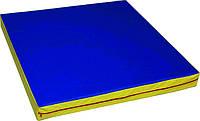 Мат гимнастический РЕКОРД 1х0,7х0,04 м.