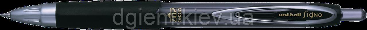 Ручка гелева авт. uni-ball Signo 207 micro 0,5 мм