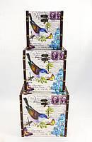 Сундук S/3 птица SH31168