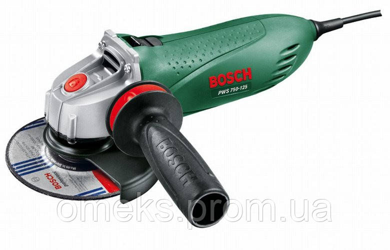 Угловая шлифмашина Bosch PWS 750-125 ALC