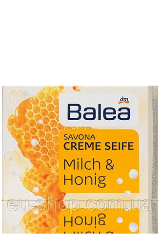 Крем-мыло Balea (молоко и мёд) 150 г, фото 1