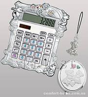 Подарочный набор из 3-х предметов WIN-37 серебро
