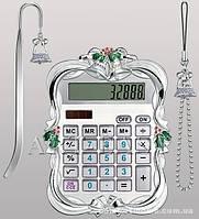 Подарочный набор из 3-х предметов WIN-42 серебро