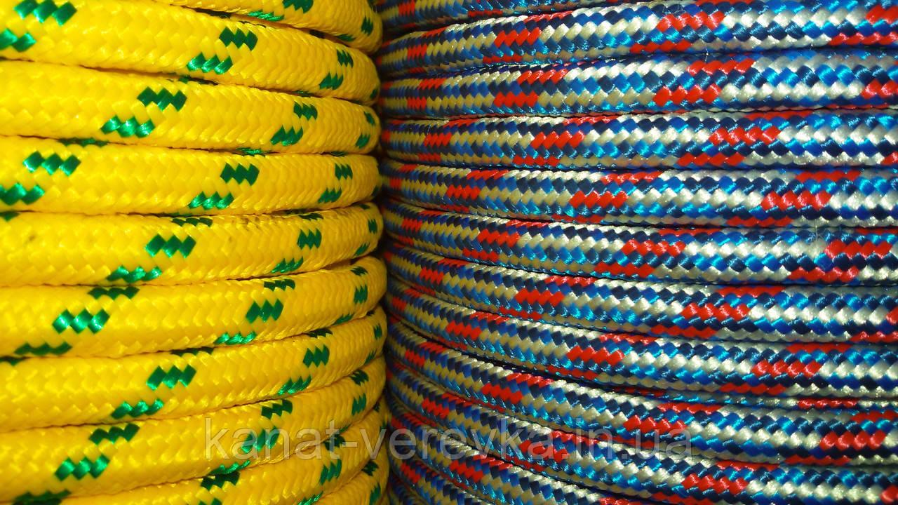 Полипропиленовый шнур, 6 мм 100 м