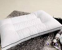 Подушка антиаллергенная Silk Dream ортопедическая стеганная 50х70 см