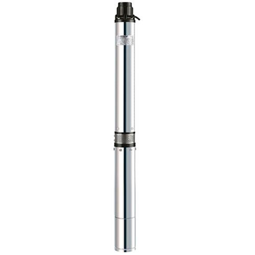 Свердловинний насос Насоси + KGB 100QJD6-30/8-0.75 D для свердловин з підвищеним вмістом піску