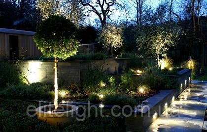 Ландшафтное освещение для Вашего сада