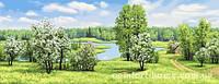 РОДИНА. ЛЕТО 2, гобелен без рамы 155x50 см