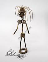 1371-Техно-арт сувенир из металла