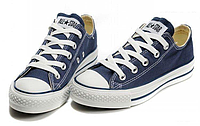 Кеди Converse Chuck Taylor All Star Low Blue