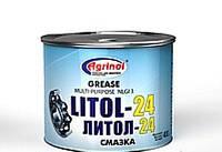 """ТМ """"Агринол""""- Смазка """"Литол-24""""."""
