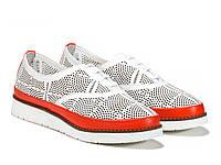 Туфли Etor 5217-8044-14757 белые, фото 1