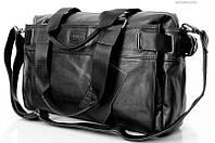Мужская кожаная спортивная сумка ZUOSEN. Модель 04181