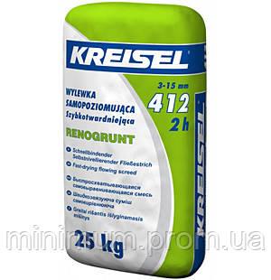 Kreisel 411 Fliess-Bodenspachtel самовыравнивающаяся смесь для пола 5-35 мм