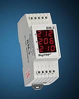 Вольтметр переменного тока Digitop ВМ-3 RED, трехфазный