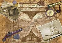 Декупажная карта SE-01