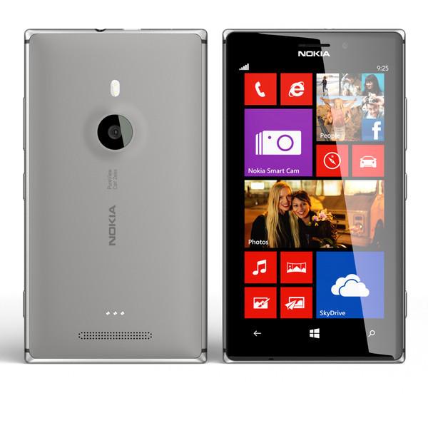 Nokia Lumia 925 Grey + подарки
