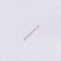 Канва Aida 14, белый,отрез 30*30 см., 100% хлопок, Dome, ткань для вышивания