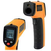 Лазерный бесконтактный термометр пирометр -50 °C до 380 °C, фото 1