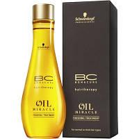 Маска-масло для нормальных и жестких волос Schwarzkopf Professional Oil Miracle Treatmant 100 ml