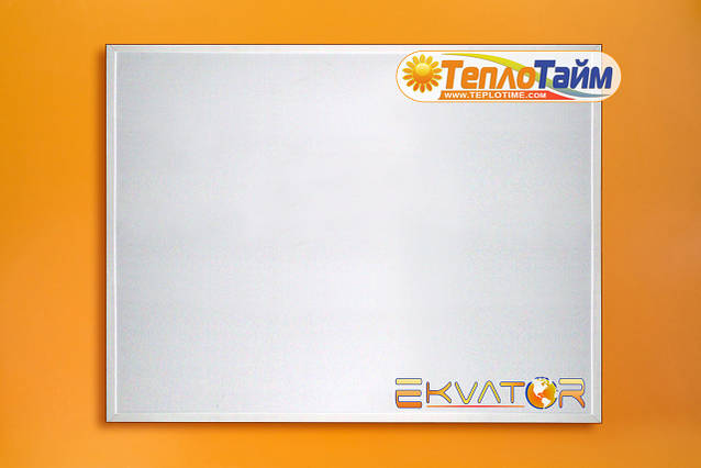 """Інфрачервона панель """"Екватор Керам ік-500"""", (обогреватель, инфракрасная панель)"""