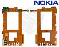 Шлейф для Nokia Lumia 920, межплатный, с камерой, с компонентами, c SIM-коннектором, оригинал