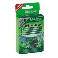 Средство против водорослей Tetra Aqua ALGOSTOP depot 12 табл. на 240 л.