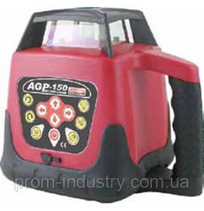 Роторный лазерный нивелир AGP-150, фото 2