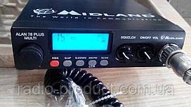 Радиостанция CB ALAN 78 PLUS MULTI