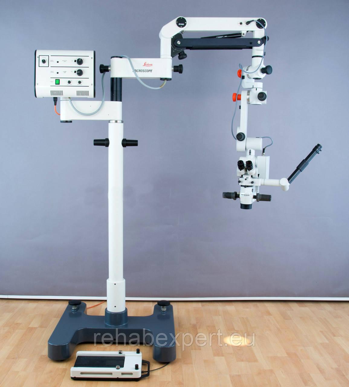 электрически управляемый Операционный микроскоп для нейрохирургии LEICA WILD M691 модель на штат