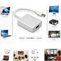 Конвертер USB 3.0 - HDMI (1080р)