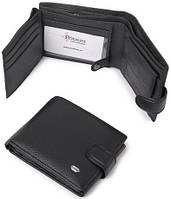 Мужское портмоне из натуральной кожи. Стильный кошелек. Практичный бумажник. Отличный подарок. Код: КТМ232., фото 1