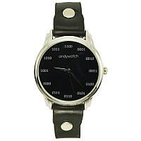 Часы ANDYWATCH наручные мужские Бинарный код