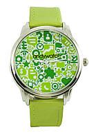 Часы ANDYWATCH наручные женские Зелень